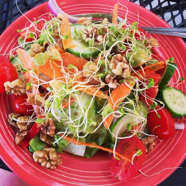 brunch salad