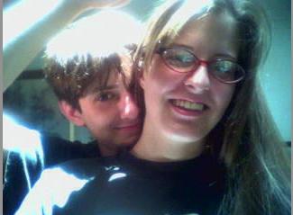1st pic of Matt & me